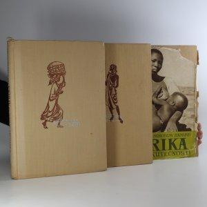 náhled knihy - Afrika snů a skutečnosti. I.-III. díl (3 svazky)