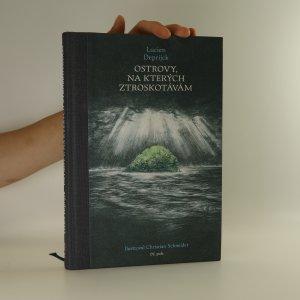 náhled knihy - Ostrovy, na kterých ztroskotávám
