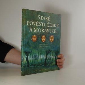 náhled knihy - Staré pověsti české a moravské