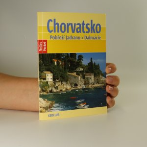 náhled knihy - Chorvatsko. Pobřeží Jadranu, Dalmácie