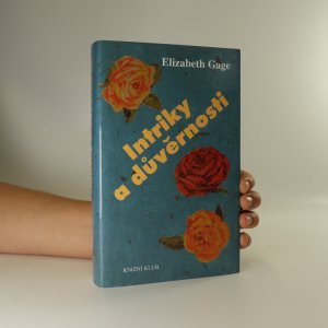 náhled knihy - Intriky a důvěrnosti