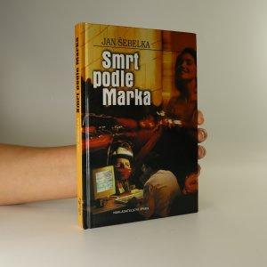 náhled knihy - Smrt podle Marka