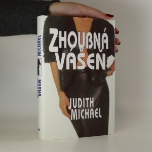 náhled knihy - Zhoubná vášeň