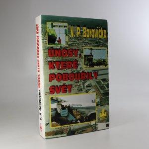 náhled knihy - Únosy, které pobouřily svět