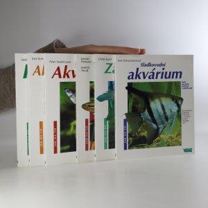 náhled knihy - 6x akvaristika (6 svazků, viz foto)