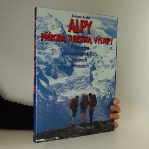 náhled knihy - Alpy. Příroda, turistika, výstupy