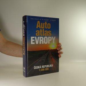 náhled knihy - Autoatlas Evropy
