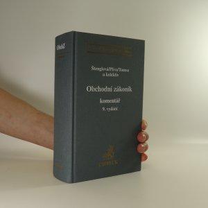 náhled knihy - Obchodní zákoník. Komentář. 9. vydání