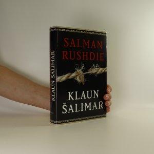 náhled knihy - Klaun Šalimar