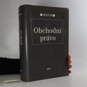 náhled knihy - Obchodní právo