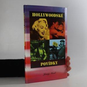 náhled knihy - Hollywoodské povídky