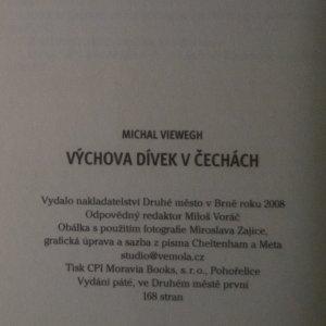 antikvární kniha Výchova dívek v Čechách, 2008
