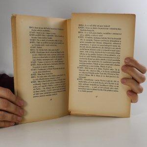 antikvární kniha Obrácení Ferdyše Pištory, 1929