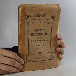 náhled knihy - Tajemství stroskotané lodi