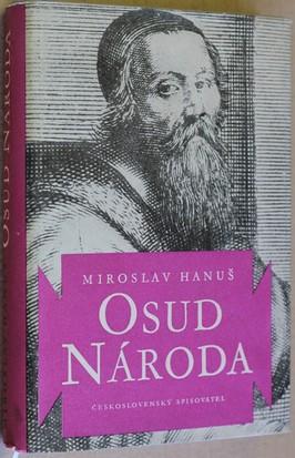 náhled knihy - Osud národa : román o Janu Amosu Komenském