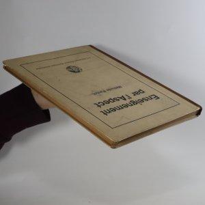 antikvární kniha Enseignement par l'Aspect, neuveden