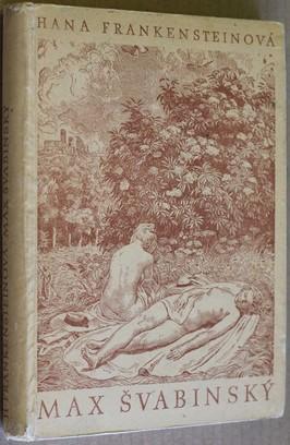 náhled knihy - Max Švabinský. Díl 3, Dílo 1924-1948