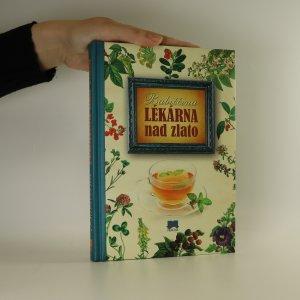 náhled knihy - Babiččina lékárna nad zlato