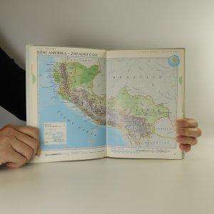 antikvární kniha Příruční atlas světa, 2000