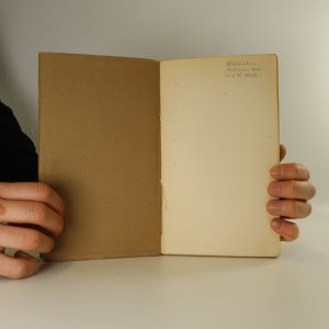 antikvární kniha Neviditelné světlo, 1914