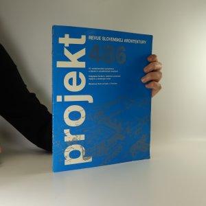 náhled knihy - Projekt. Revue slovenskej architektúry (ročník XXVIII., číslo 4/296/86)