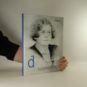 náhled knihy - Devadesátileté ohlédnutí