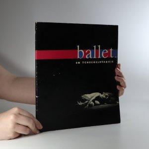 náhled knihy - Ballet en Tchécoslovaquie