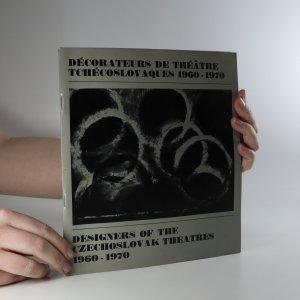 náhled knihy - Décorateurs de théatre tchécoslovaques 1960-1970