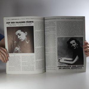 antikvární kniha Theater Heute. Heft 8/84., 1984