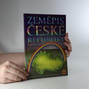 náhled knihy - Zeměpis České republiky