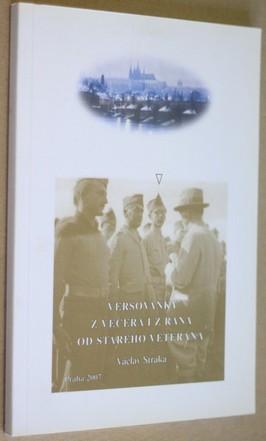 náhled knihy - Veršovánky z večera i z rána od starého veterána