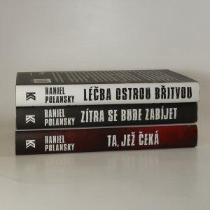antikvární kniha Dolní město (3 svazky, komplet, viz foto), 2012 - 2014