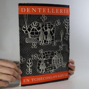 náhled knihy - Dentellerie en Tchécoslovaquie