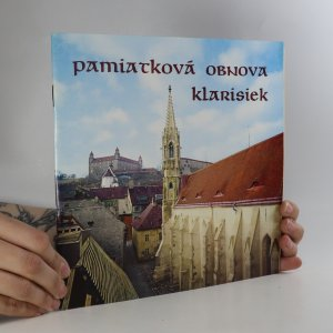 náhled knihy - Pamiatková obnova klarisiek