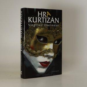 náhled knihy - Hra kurtizán