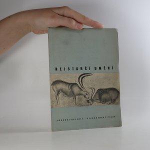 náhled knihy - Výstava Nejstarší umění