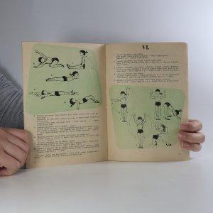 antikvární kniha Dětský léčebný tělocvik v rekonvalescenci dýchacích chorob, 1959