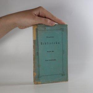 náhled knihy - Divadelní biblioteka. Paní hostinská