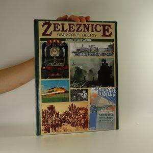 náhled knihy - Železnice