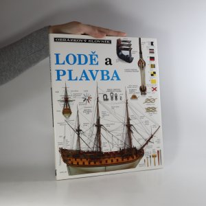 náhled knihy - Lodě a plavba