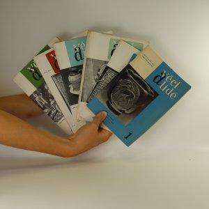 náhled knihy - Věci a lidé. 2. ročník (č. 1-10 v 5 sešitech) komplet