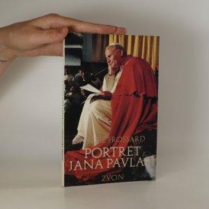 náhled knihy - Portrét Jana Pavla II.