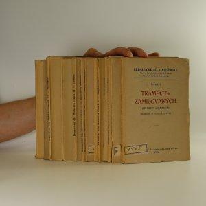 náhled knihy - 14x Dramatická díla Moliérova (viz foto)