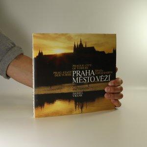 náhled knihy - Praha - město věží