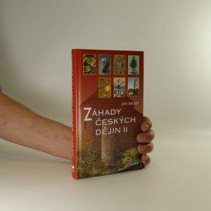 náhled knihy - Záhady českých dějin II