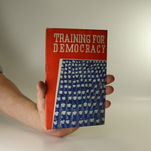 náhled knihy - Training for democracy