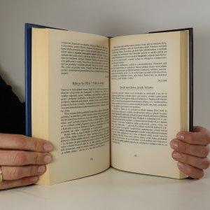 antikvární kniha Český politický cirkus, 1998