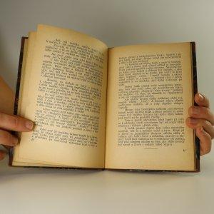 antikvární kniha Proroctví slepého mládence, neuveden