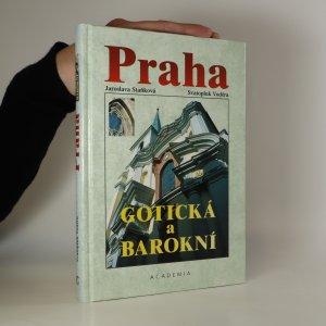 náhled knihy - Praha gotická a barokní