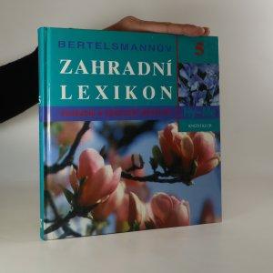 náhled knihy - Bertelsmannův zahradní lexikon 5. Zahradní a pokojové rostliny